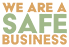 We are a Safe Business