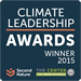 2015 Climate Leadership Award Winner