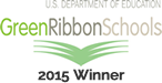 2015 Green Ribbon School Award Winner