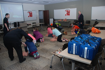 Rescue 911 Camp W Session