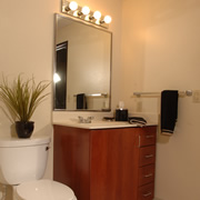 Western Residence Hall - Bathroom