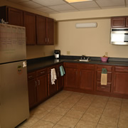 Western Residence Hall - Kitchen