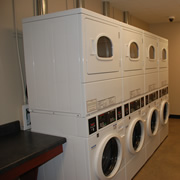 Western Residence Hall - Laundry