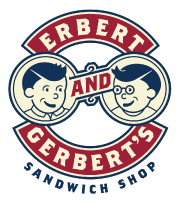 Erbert and Gerbert's Logo