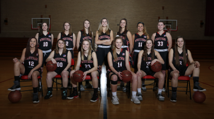 Western Women's Basketball Team