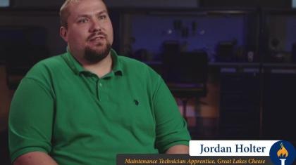 Western Student Jordan Holter