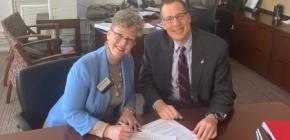 UW-Madison Signing