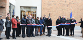 Veteran Military Center opening