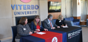 Western-Viterbo Signing
