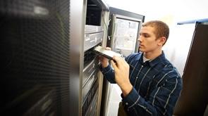 IT-Cybersecurity & Netwk Admin image