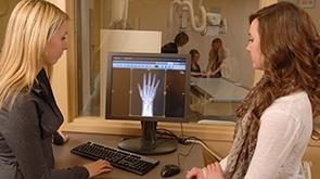 Radiography image