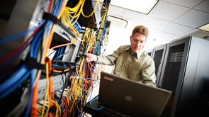 IT-Network Systems Technician image
