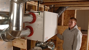 Refrigeration, Air Cond & Heat Svc Tech image