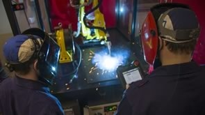 Robotic Welding & Fabrication Specialist image