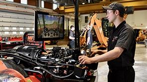 Diesel & Heavy Equipment Technician image